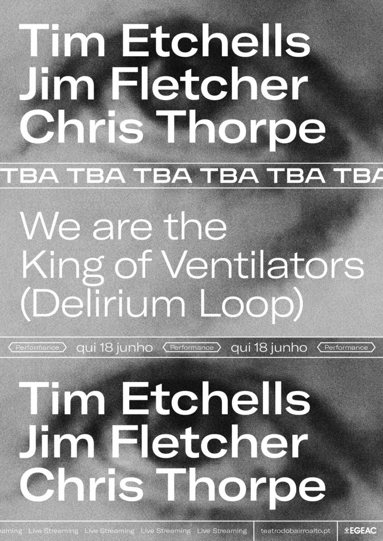 Ver Poster We are the King of Ventilators (Delirium Loop)
